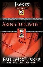 Arin's Judgment (Passages 2: Adventures in Odyssey)-ExLibrary