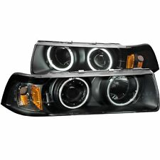 ANZO Reflectors Headlight Assembly 121267 fits 92-98 BMW 318i