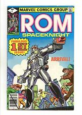 Rom No 1 Dec 1979 (VFN+) Marvel, Cents Copy, Bronze Age (1970-1979)