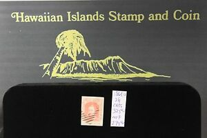 Boston Engraved Stamp Scott #28 1861.       (u19)