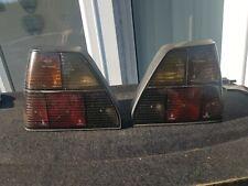 2 x VW Mk2 Golf GTi 16V OEM Hella Smoked Rear Tail Light Units LH & RH