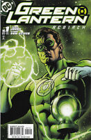 GREEN LANTERN , REBIRTH #1 DC COMICS JOHNS COVER B 1ST PRINT