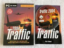 Traffic 2004/2002 - Flight Simulator 2004/2002 - Winows PC - Complete - CD-ROM