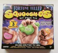 Squishy Anti Stress Ball Reliever Squeeze Relief Kids Toys  DIY Makes 3