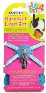 Ancol Rabbit Harness & lead set For Small Pets Easy use
