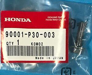 1-PC PACK GENUINE ACURA & HONDA 90001MZ3000 BOLT FLANGE (8X25)  9000-P30-003 !
