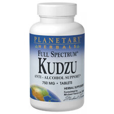 Kudzu, Full Spectrum, 750mg x 120 Tablets - Planetary Herbals