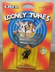 ERTL Looney Tunes von 1989 DAFFY DUCK NEU im Blister NEW Blister