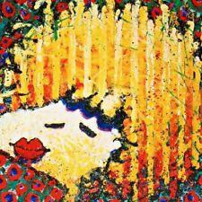 Tom Everhart PEANUTS Bird Lips Fine Art 24x36 Poster Blonde Wig Snoopy Duck Lips