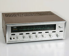 Vtg Sansui 1000A Stereo AM/FM Receiver Tube Amplifier - WORKS Needs Pots Cleaned