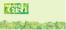 Kohls Cash $10x6=$60 EXP: 07/31/2020