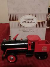 Hallmark Kiddie Car Classics 1941 Keystone Locomotive Pedal Train