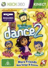 Nickelodeon Dance 2 Kinect Xbox 360 Game NEW
