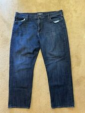 Lucky brand Jeans 181 Relaxed Straight Denim Men's Size 42 x 30