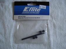 New E-flite EFLH1226 Body MNT Rod & Crommet Set:BCX
