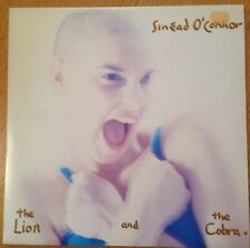 SINNEAD O'CONNOR - The Lion & The Cobra - 1987 Vinyl LP - CHEN7 A4/B4 EX/EX
