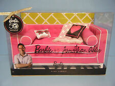 BARBIE JONATHAN ADLER HAPPY CHIC SOFA  *NEW* IN FACTORY TISSUE