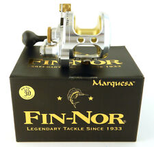 FIN-NOR MARQUESA MA30 RIGHT HAND OFFSHORE SALTWATER LEVER DRAG REEL