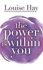 Louise L. Hay The Power is within You (BOOK)