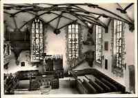Kirchen Motiv-Postkarte ~1950/60 Evangelische Stadtkirche Kirche FREUDENSTADT