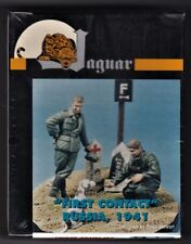 "JAGUAR MODELS 63055 - ""FIRST CONTACT"" RUSSIA, 1941 -1/35 RESIN KIT"