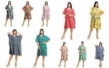 5 PC Lot Short Dress Evening Kaftan Indian Women Wholesale Clothing Kaftan