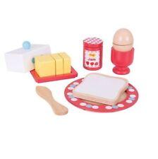 Dînette petit déjeuner en bois - Dînette en bois - jeux et jouets bois **