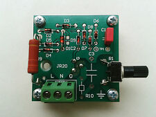 High Power 5000W 25A 240V SCR Voltage Regulator Dimmer Motor Speed Controller