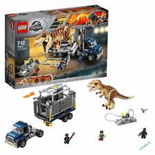 Lego Jurassic World 75933 Le transport du T. rex - Dinosaure - Jeu construction