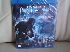 Priest [Blu-ray] [2011] [Import] - DVD ,UNRATED,NEW/SEALED.