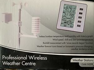 Professional Weather Wireless Centre