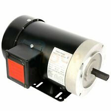 3 Hp 3 Phase 230460 Volt 56c Frame 3450 Rpm Air Compressor Electric Motor