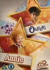 Annie /Oliver New Sealed DVD