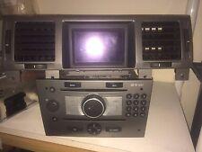 Vauxhall Cd70 navi mp3 vectra C / signum + screen