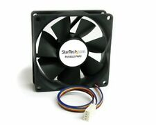 StarTech.com 80x25mm Computer Case Fan with PWM - 1 x 80mm - (fan8025pwm)