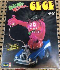 Rat fink Otoboke Monster Gege Plastic Model kits Rare Revell Takara Vintage