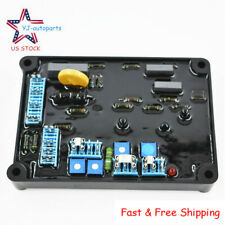 New Avr Automatic Voltage Regulator For Generator Genset Parts As480 Us Seller