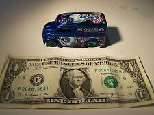 Hot Wheels 2003 Hando The Clown Steel Passion Dairy Delivery Truck Blue