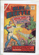 BLUE BEETLE VOL 3 #52 (8.0) MAGNO THE MAN SHAKES THE WORLD! 1965
