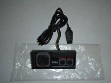 NEW/READ SEGA MASTER SYSTEM CONTROL PAD CONTROLLER - WITH PLASTIC BAG! Authentic