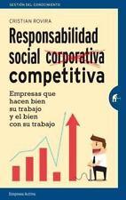 Responsabilidad Social Competitiva : EMPRESAS QUE HACEN BIEN SU TRABAJO Y EL...