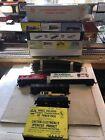 AHM STFE Diesel Switcher #332 Set #63930 Scott Paper Box, Gondola, Caboose OB's!