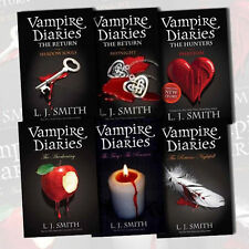 Vampire Diaries Collection 6 Books Set 1 - 8 by L J Smith Pack Phantom NEW AU