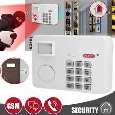 PIR Wireless Motion Sensor Alarm With Security Keyboard Home Garage SHED CARAVAN