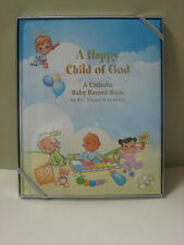 A Happy Child of God A Catholic Baby Record Book Rev Daniel A Lord SJ HB Boxed