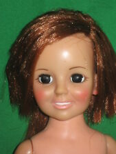 Crissy Ideal Doll  NUDE Vintage 1970's
