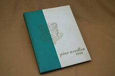 Yearbook 1958 University of North Carolina Pine Needles Women's College