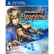 PS Vita Dynasty Warriors 8 Empire (Asian English) RARE | BRAND NEW AND SEALED