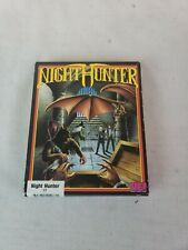 Night Hunter A Ubi Soft Game for the Atari St Computer Excellent Shape Eb-3155