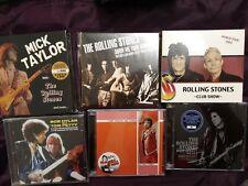 The Rolling Stones CD's 6 Stück Rock Sammlungsauflösung lohnt sich